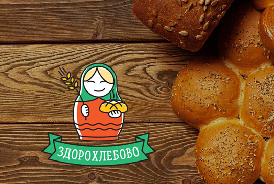 Разработка логотипа ЗДОРОХЛЕБОВО